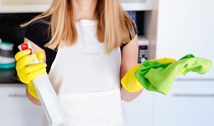 Tips to Clean Your House with Things Your Already Have