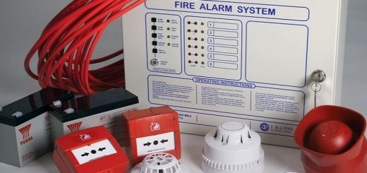Using Fire Alarm System to Save Your House and Office from Accidental Fires